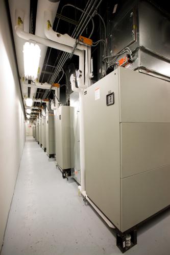 Telx Telecommunications Colocation Suites