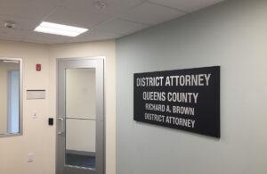 Queens District Attorney